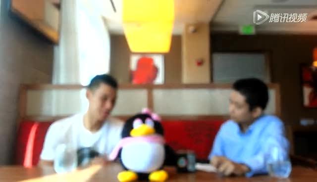 林书豪独家中文访谈:还是希望能首发截图