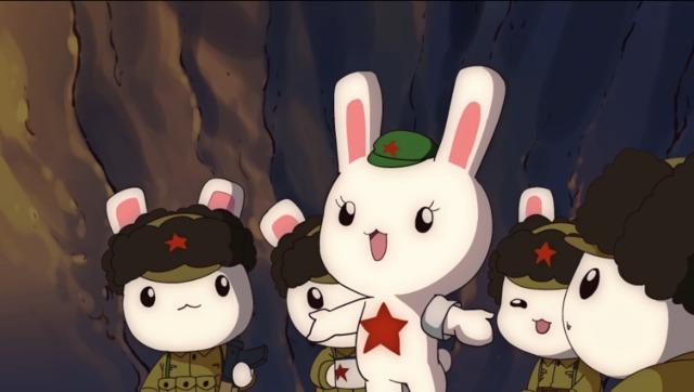 那年那兔那些最可爱的人——电影《上甘岭》主题曲