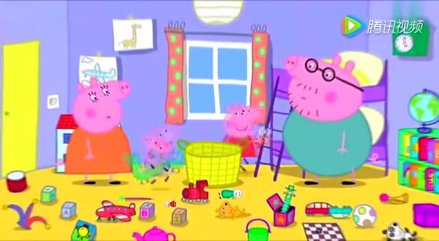 小猪佩奇动画片全集 粉红猪小妹中文版全集