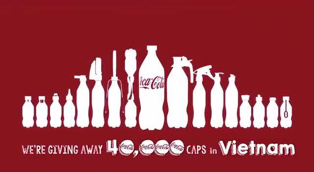可口可乐广告 这个创意我给满分图片