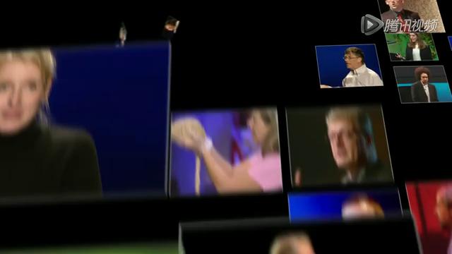 TED-AaronKoblin:巧妙地可视化人类活动
