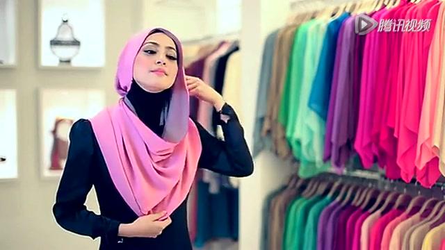 穆斯林为什么戴头巾 穆斯林女性呼吁戴头巾 穆斯林女孩戴头巾视频