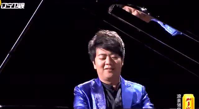 郎朗钢琴弹奏《我爱你中国》听醉了!