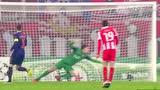 视频:奥林匹亚2-1阿森纳 第73分钟替补抽射