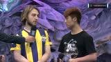 2017全球总决赛入围赛RPGvsFB赛后采访JAPONE
