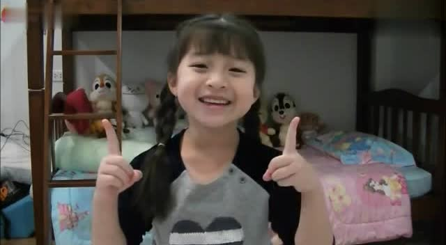 超萌超可爱韩国小女孩