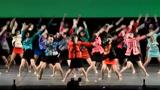 最近超火的日本高校女学生跳80年代迪厅风舞蹈走红,太魔性