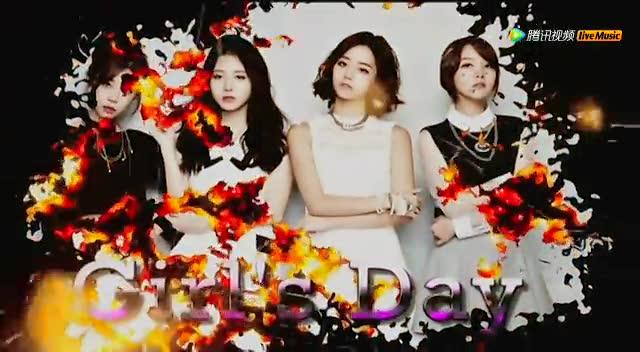 (2015) Girls Day迷你演唱會 2015