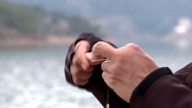 这么绑钩才能擒巨物,分分钟让你学会