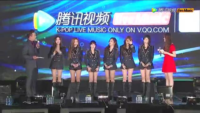 (2015) T-ara騰訊視頻專屬演唱會 2015