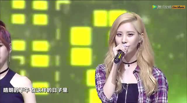 (2015) 少女時代 騰訊視頻專屬演唱會