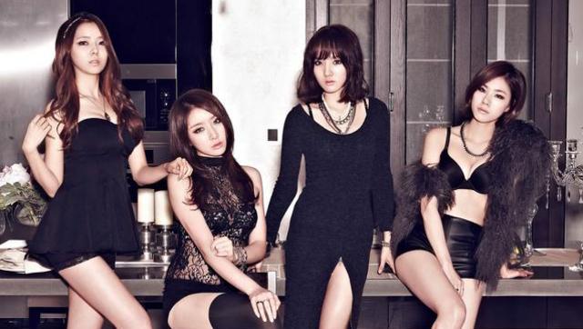 (2015) K-POP新人女團之夜