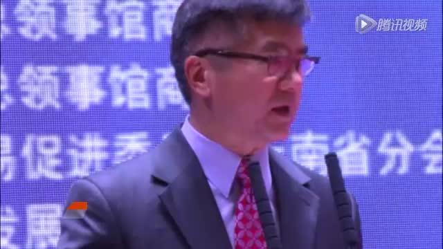 骆家辉因婚外情辞职_夫人辟谣:骆家辉并非因婚外情辞职 _新闻_腾讯网