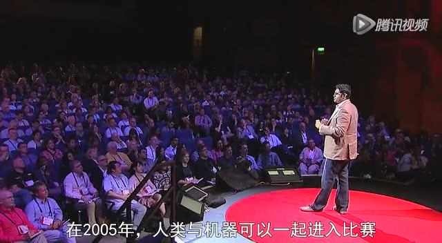 希亚姆·桑卡尔:人机合作的崛起