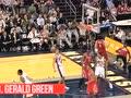 NBA十大杂耍表演扣篮:乔治360°风车,卡特九天揽月