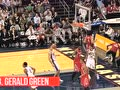 乔治360°转体风车领衔!NBA十大反击暴扣
