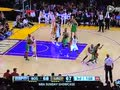 Artest SLAMS Rondou0027s Head On The Court;