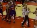 这是打球还是打人?NBA史上最肮脏的十个瞬间