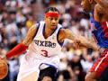 艾弗森晃过篮球之神!NBA史上十大逆天过人