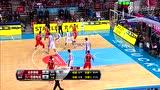 【回放】北京vs八一第一节 方硕打进压哨上篮