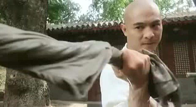 洋人擦逼视频_李连杰最牛逼的一段视频,据说很多人看了后才去学武术