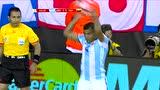 全场回放:美洲杯1/4决赛阿根廷vs委内瑞拉 下半场