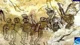 外星人壁画证实远古人类接触过外星人的图片