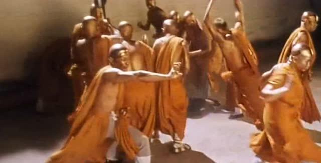 十八铜人_少林寺十八铜人阵,原来是这样的武林绝学