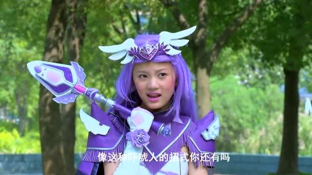 舞法天女�y�_舞法天女:爱蕾回归团队了,她宣布正式加入天女团队