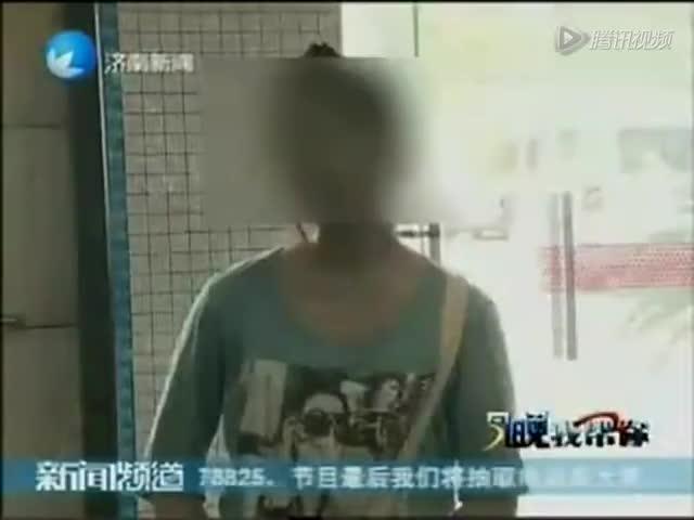 14岁逼图片_14岁少女卖淫被救以死相逼大骂多管闲事