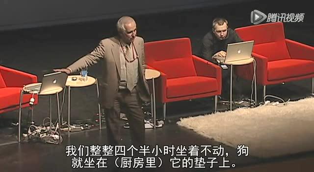 """伊恩·邓巴:""""狗性化""""训练"""