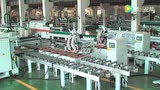 上海躍通-門框鋸銑生產線
