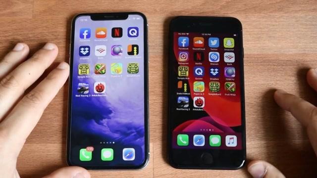 同样搭载iOS13,iPhone X速度不及iPhone7?