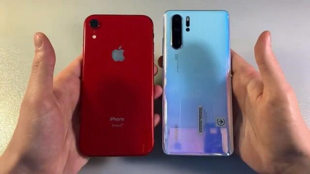 华为P30 Pro与iPhone XR对比评测,看看谁更优秀