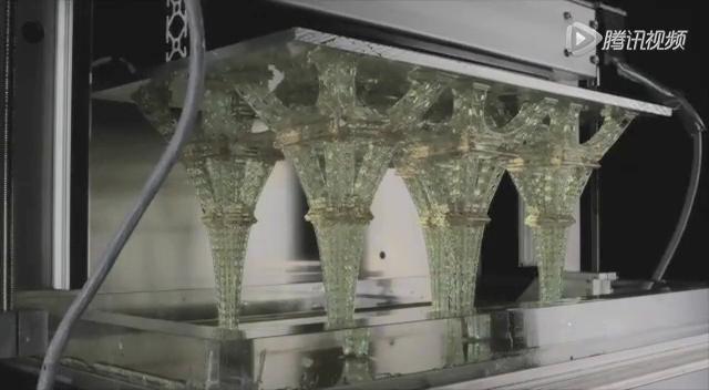 采用DLP技术的大型3D打印机问世 售价超3万元