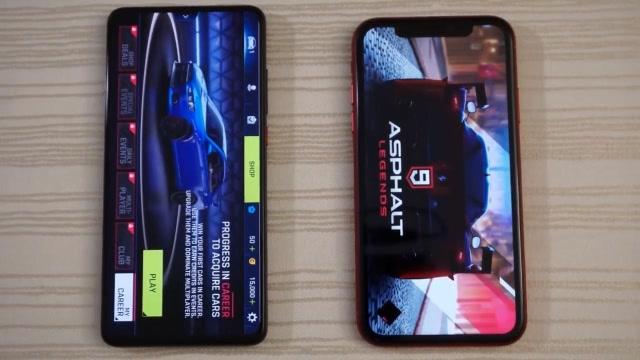 谁更强?iPhone XR与红米K20 Pro性能对比测试
