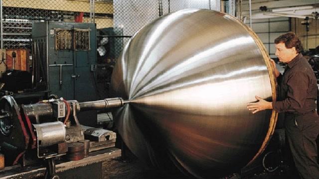 罕见的工厂生产流程,制造工艺令人敬畏!