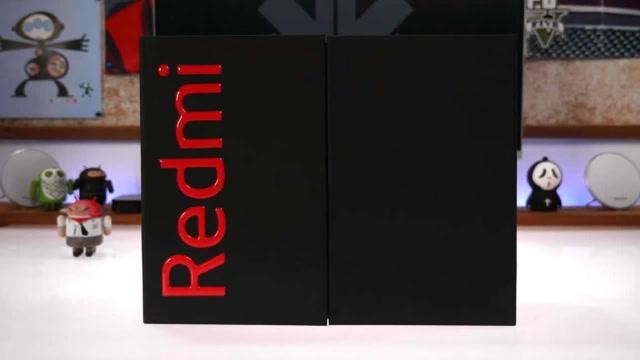 超大包装版红米K20 Pro,看看有什么特别之处
