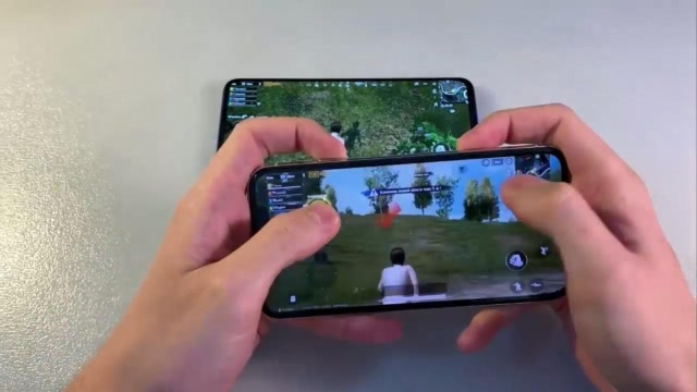 iPhone X与小米9跑分、游戏、拍照对比评测