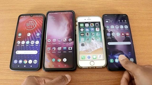 哪款手机指纹解锁速度最快?来测试一下看看