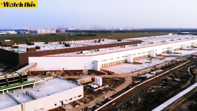 中国速度!特斯拉上海工厂一期1月动工9月验收二期加速建设中