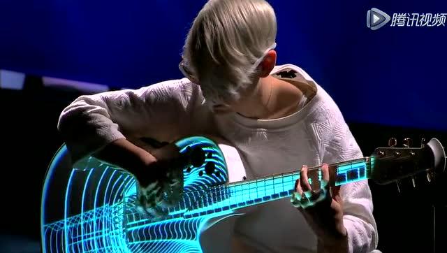 Kaki King:进入音乐打造的光影世界