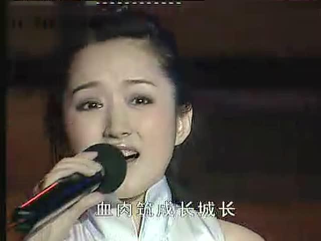 高胜美演唱会高清_世上最雷人翻唱版《千年等一回》视频 千年等一回