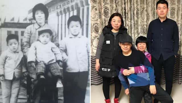 欧美视频哥哥姐姐_王宝强晒全家福 妈妈哥哥姐姐全长一样