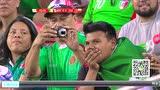 欧洲杯球迷倒戈掷烟火 墨西哥球迷倒戈投掷薯条