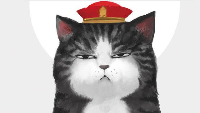 高級鏟屎官的養貓手冊,朕很滿意圖片