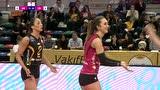 【回放】土耳其女排联赛:瓦基弗银行3-0浩克银行