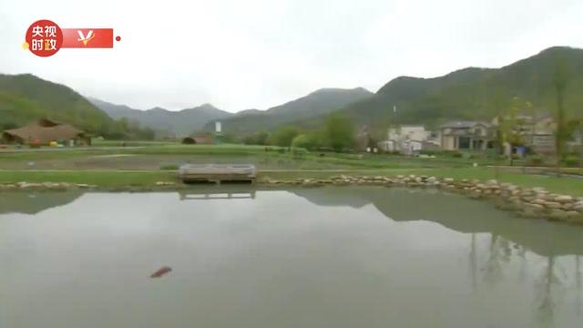 一段珍贵视频!15年前,习近平在浙江安吉首次提出这个重要理念